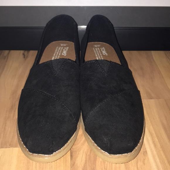 Toms Shoes   Toms Alpargata Crepe Shoes